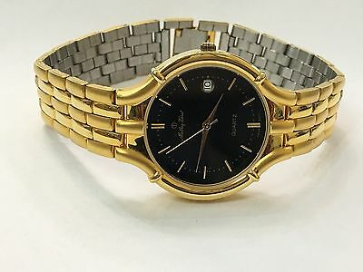 Vintage Mathey Tissot  Analog Quartz Watch New Old Stock From the 80s(MT-M0092)