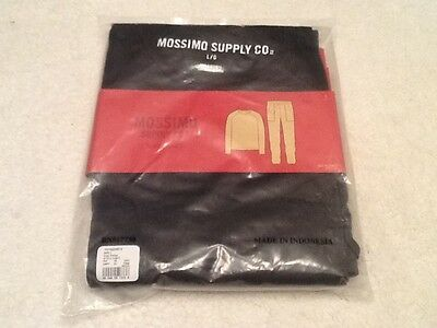 Mossimo Supply Co Size Large Knit Pajamas 2 Piece Brand New Men's Women Set