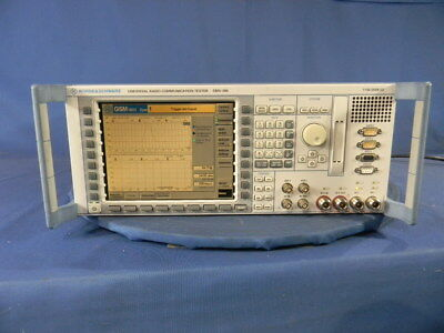 Rohde & Schwarz CMU200 Communication Analyzer W/Opt B12,K21,K22,K23,K24,K42,K43