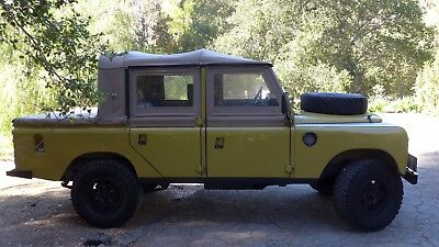 1972 Land Rover Defender  Land Rover