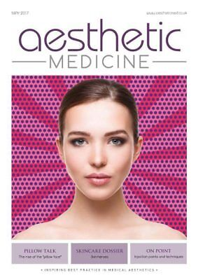 Aesthetic Medicine Magazine May 2017 Cosmetic Surgery