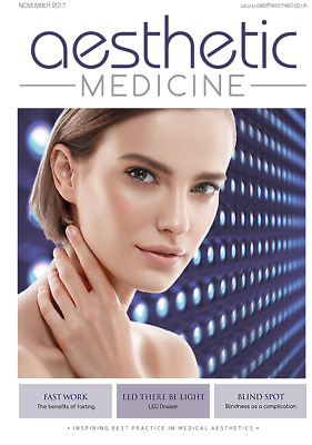 Aesthetic Medicine Magazine November 2017 Cosmetic Surgery