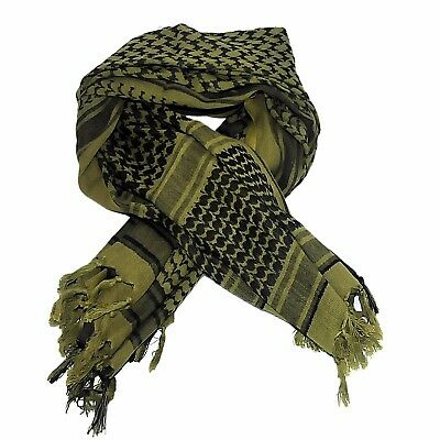 "Desert Tan Rebel Tactical Shemagh Tactical Military Scarf 42/""x42/"" Heavy Weight"