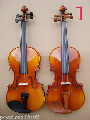 High-end Handmade Beginners Preferred Work Fine Red Musical Instrument Violin
