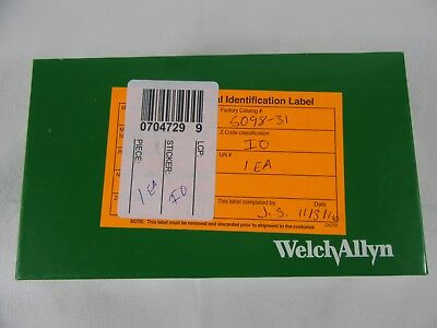 Welch Allyn 5098-31 DS66 Trigger Aneroid Only NEW