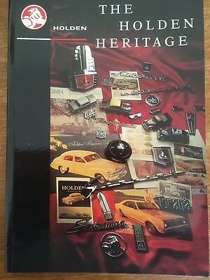'The Holden Heritage' book.  Seventh Edition.