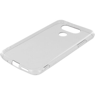 For LG G5 Rubber TPU Case Cover Clear