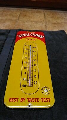Royal crowm thermometer 1940's