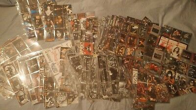 Kiss Lot - Huge Lot Of Collectible Cards Promo Inserts Etc Many Complete Sets