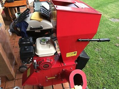 Red Gum Chipper Mulcher