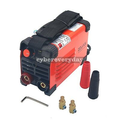 Handhold Mini MMA Electric Welder 220V 20-250A Inverter ARC Welding Machine Tool