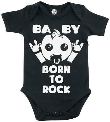 Baby Born To Rock  Body bimbo/a nero
