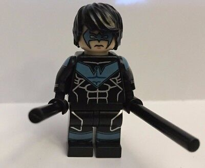 Nightwing For LEGO Action Figure