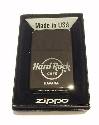 Hard Rock Cafe Havana, Cuba Collectible Ziрро Lighter