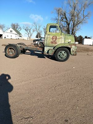 1955 Ford Other Pickups  1955 ford c600 coe rat rod