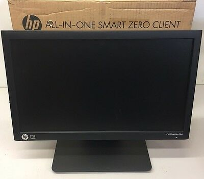 HP Smart Zero T410 All-in-One Client Computer 40953