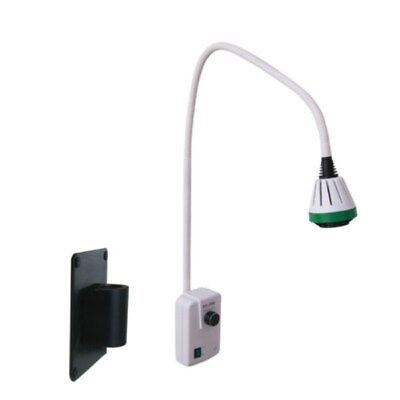 9W LED Medical Exam Light Surgical Examination Lamp KD-202B-3 with Wall Clip