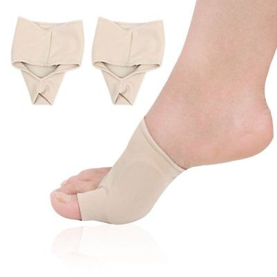 Nude Color Foot Health Care Bunion Pads Gel Feet Cushions Toe Protection Cover