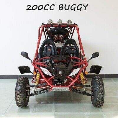 150CC Explorer Kinroad Offroad Dune Buggy Twin Seat Right-hand Drive Auto Rev