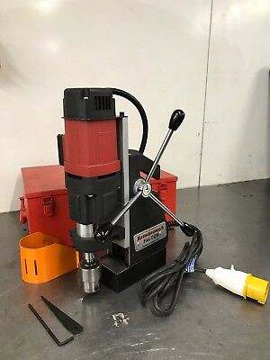 Rotabroach Falcon Magnetic Drilling Machine 110v Mag Drill