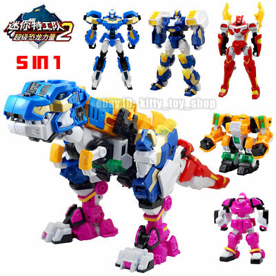 """Kid Gift Toy Robot Movie 5 The Last Knight Barricade 7"""" Action Figure Police Car"""