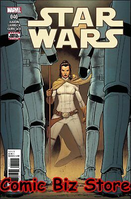 Star Wars #40 (2017) 1St Printing Bagged & Boarded Marvel Comics