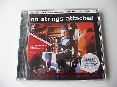 No strings attached Barry Gray Cinephile 1999 CD