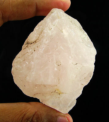 885.70 Ct Natural Rose Quartz Loose Gemstone Rough Specimen Stone - 9602