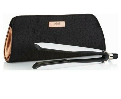 Ghd platinum styler gift set White edition with bag Copper Luxe Brand New no box