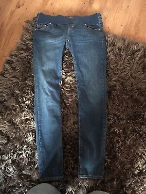 Women's TOPSHOP 'leigh' maternity jeans - Size 12 L34
