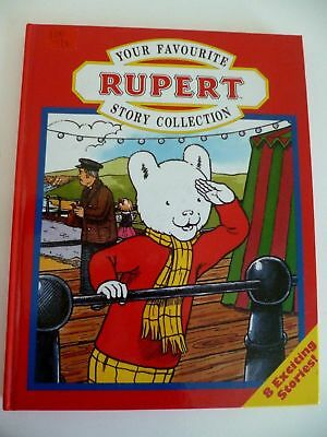 YOUR FAVOURITE RUPERT STORY COLLECTION 1994 Boys & Girls British Annual BY DEAN.