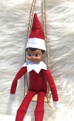 Elf On The Shelf Christmas Accessories Elf Swing SWING ONLY
