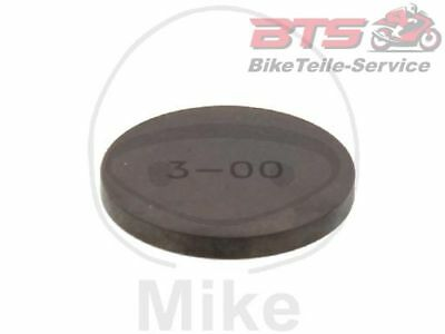 Motorcycle Valve shim 29mm 3.00 Motorroller ventilshim 29 mm Metelli 03-0545