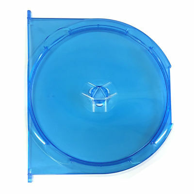 10 X Amaray Blu Ray Swing Tray (Holds 1 Disc) - Brand New
