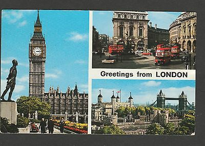 Greetings From London >