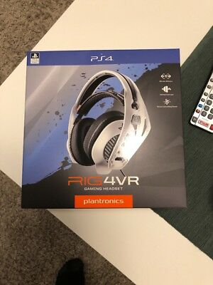 PLANTRONICS RIG 4VR Gaming-Headset, Gaming-Headset für PS4