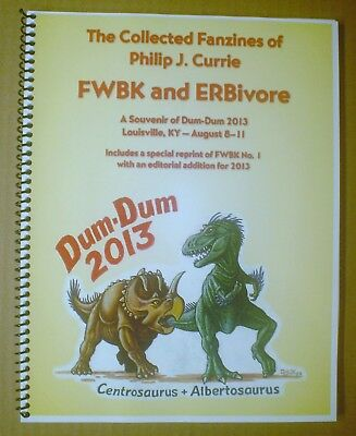 Dum-Dum 2013 ~ Collected Fanzines of Philip Currie ~ Edgar Rice Burroughs Tarzan