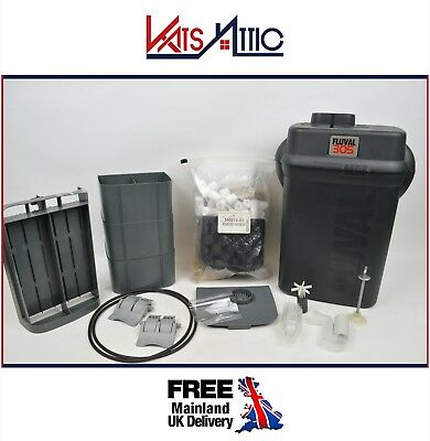 Genuine Fluval 305 external canister Water filter Fish Tanks SPARE PARTS ONLY