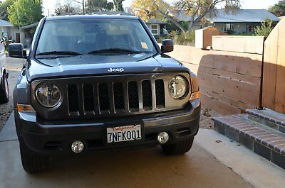 2016 Jeep Patriot sport 4x4 jeep patriot with upgraded tires and rims and dual exhausts
