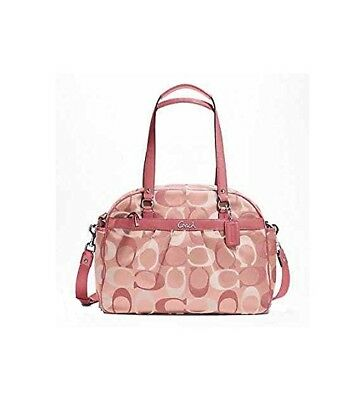 Coach Addiston Signature Diaper Bag Tote F18376 NEW WITH TAGS AUTHENTIC GTY