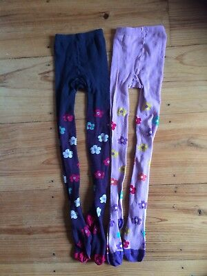 Girls Tights 7-8 Years