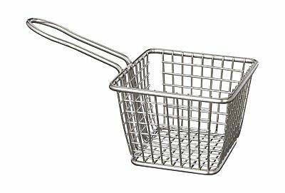 """American Metalcraft FRYS443 Fry Baskets and Cones 4.05"""" Length x 7.8"""" Width S..."""