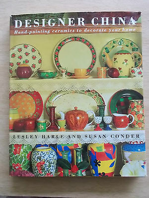 Designer China~Hand-Painting Ceramics~Projects~Tiles~Bowls~Platters~Pots~HBWC