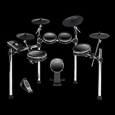 Alesis DM10 MKII STUDIO KIT - Nine-Piece Electronic Drum Kit with Mesh Heads