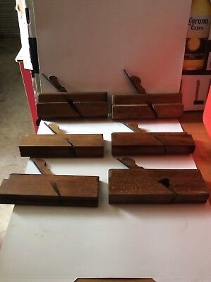 Vintage Wood Planes, Moulding Plane, Antique Hand Tools.