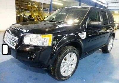 2009 Land Rover LR2 AWD 4dr HSE 2009 Land Rover LR2 HSE AWD 4dr SUV 89,700 Miles Black SUV 3.2L I6 Automatic