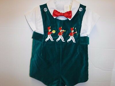 Vintage Baby Romper Size 12 months Never used but is vintage