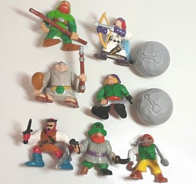 Imaginext figure toy doll figurines Fisher Price Vintage 1990s Robin Hood Pirate