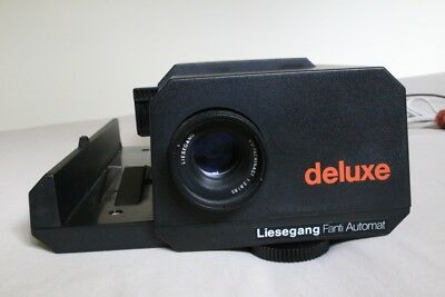 Leisegang Fanti Automat 35mm Slide Projector Bundle with Extras
