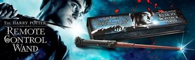 Official Harry Potter Remote Control TV DVD Console Magic Wand